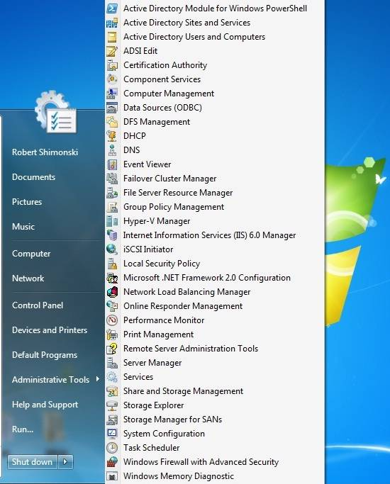 Ad Admin Pack For Windows 7